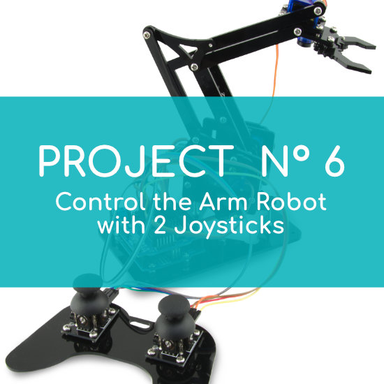 Arm Robot - Ebotics