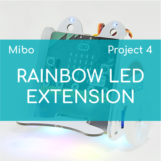 PROJECT 4 - RAINBOW LED EXTENSION